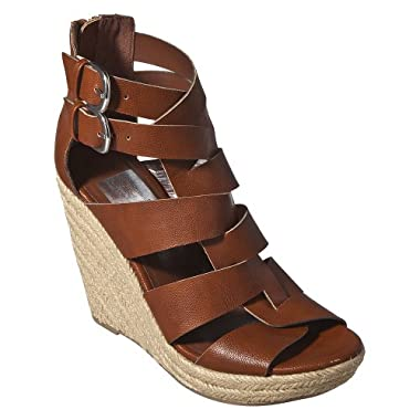 Product Image Women's Dolce Vita for Target® Rope Wedge Sandals - Cognac