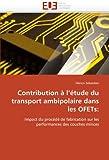 echange, troc Nenon Sebastien - Contribution A L'Etude Du Transport Ambipolaire Dans Les Ofets