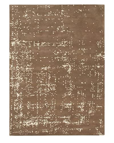 "Handmade Soho Downtown Rug, Brown, 5' 8"" x 7' 10"""