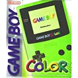 echange, troc Game Boy Color Vert Pomme