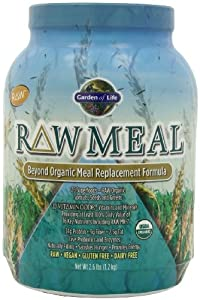 Garden of Life Raw Organic Meal, 2.6lbs