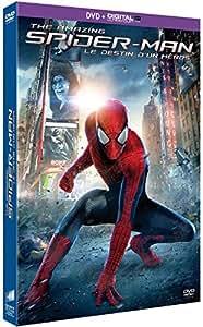 The Amazing Spider-Man 2 : Le destin d'un héros [DVD + Copie digitale]