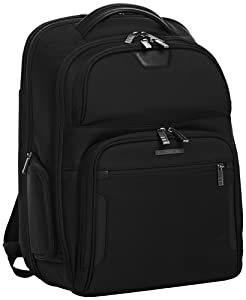 Briggs & Riley @ Work Luggage Clamshell Backpack