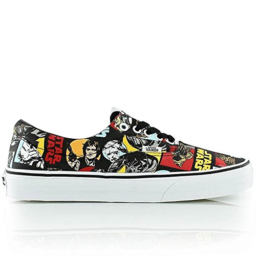 Vans Era Star Wars Classic Repeat Skateboarding Shoes-Multi-8.5