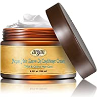 Leave In Conditioner Argan Hair Cream…