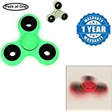Apple IPad Mini Compatible Certified Fidget Spinner High Speed Stainless Steel Bearing ADHD Focus Anxiety Relief Toys(1 Year Warranty)