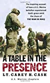 A Table in the Presence (Walker Large Print Books)