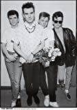 SMITHS ELECTRIC BALLROOM CAMDEN TOWN LONDON 21 MAY 1983 UK POSTER