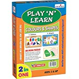 Creative's Play 'N' Learn - Colours And Shapes, Multi Color