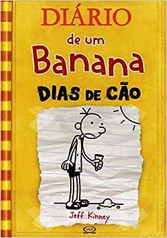 DIARIO DE UM BANANA 4 - DIAS DE CAO - PORTUGUES BRASIL