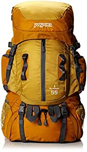 Jansport Klamath Outdoor Backpack (Buckthorn Brown, 55-Litre)