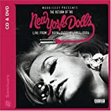 New York Dolls Live From The Royal Festival Hall [CD + DVD]