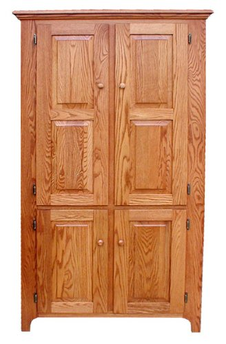 Oak Shaker Cabinets