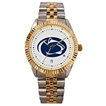 Penn State Nittany Lions Suntime Mens Executive Watch - NCAA College Athletics