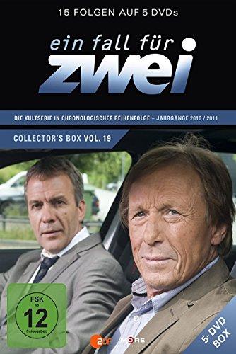 Ein Fall für Zwei - Collector's Box 19 [5 DVDs]