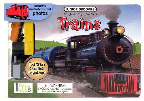 TRAINS (Junior Groovies) PDF