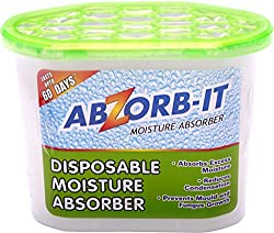 ABZORB-IT DISPOSABLE MOISTURE ABSROBER(New)