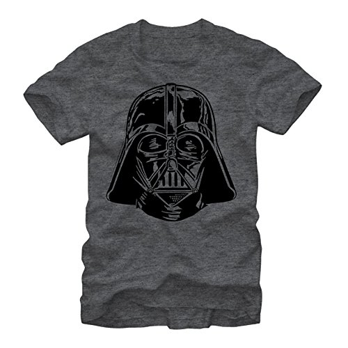 Star Wars Darth Vader Helmet Mens Graphic T Shirt - Fifth Sun