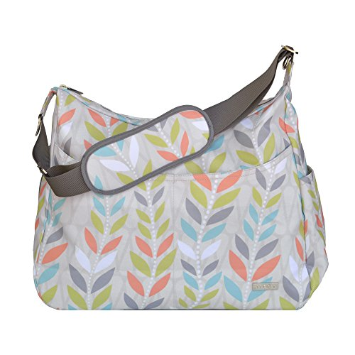 JJ Cole Linden Diaper Bag, Citrus Breeze
