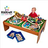 KidKraft Ride Around Train Set and Table