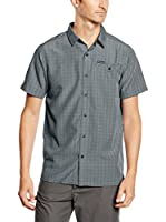 Columbia Camisa Hombre Declination Trail Ii (Gris)