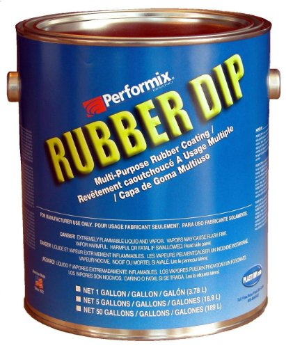 Plasti Dip Multi-purpose Rubber Coating - One Gallon (128oz) - Camo Green (Plastic Rim Dip compare prices)