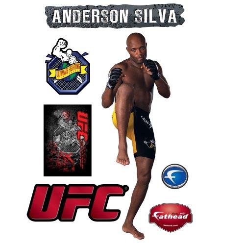 UFC Anderson Silva Fathead