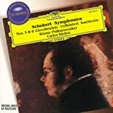Schubert: Symphonies 3 & 8