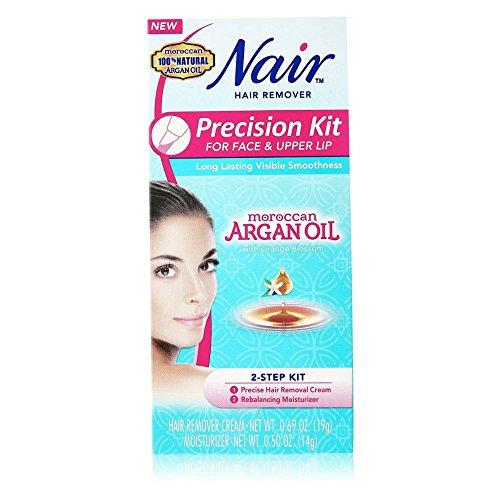 Nair Hair Remover Precision Face & Upper Lip Kit (6 Pack)