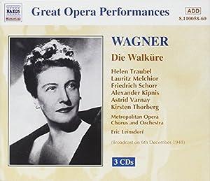 Die Walkure (Melchior/Kipnis/Metropolitan/Leinsdorf)