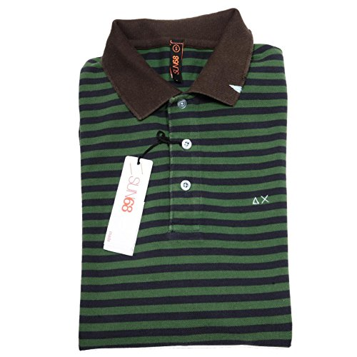 60445 polo SUN 68 maglia uomo t-shirt men [S]