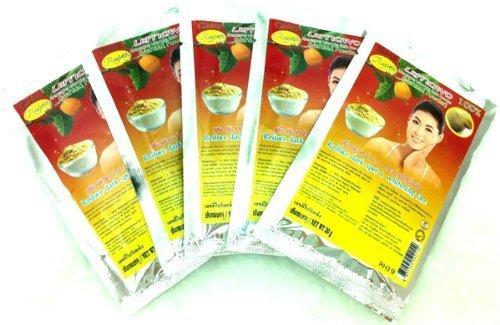 5x-mahaad-powder-100-artocarpus-lakoocha-roxb-skin-whitening-reduce-dark-spot-best-product-from-thai