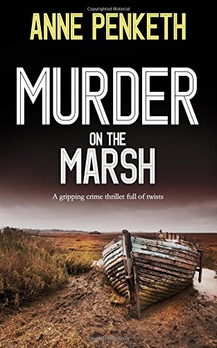 MURDER ON THE MARSH a gripping crime thriller full of twists (Murder British compare prices)