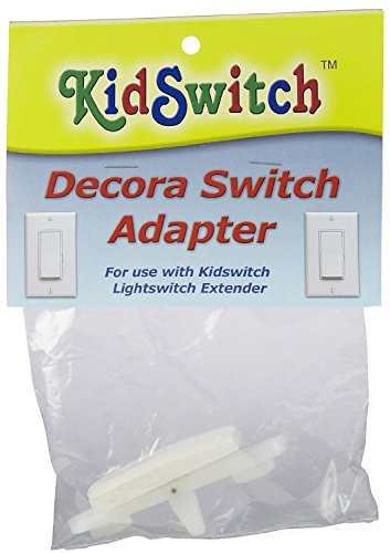 Decora Adaptor in White