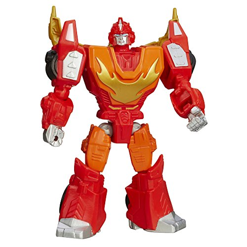 Transformers Hero Mashers Rodimus Figure