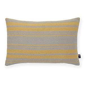 Tommy Hilfiger Decorative Bed Pillows : Amazon.com - Tommy Hilfiger Woven Grey Stripe Dijon Decorative Pillow