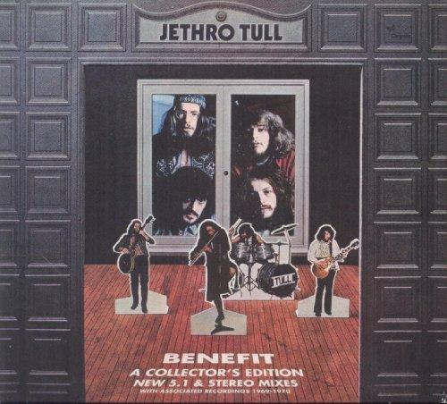 Jethro Tull - Benefit (Deluxe 2xcd+dvd) - Zortam Music