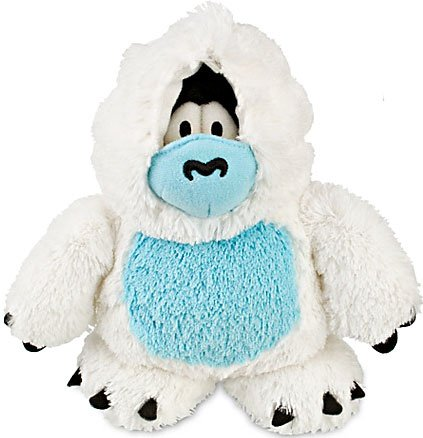 Disney Club Penguin 6.5 Inch Series 11 Plush Figure Yeti Includes Coin with Code!