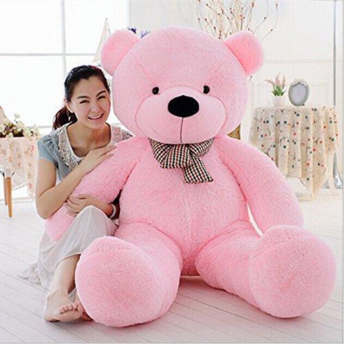 morismos-giant-huge-cuddly-teddy-bear-toy-doll-soft-plush-stuffed-pink-kids-girlfriend-gift-100cm-39