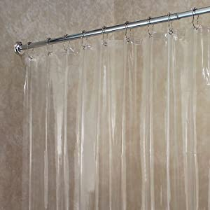 Amazon.com - Long Shower Curtain Liner - Improvements - Oversized ...