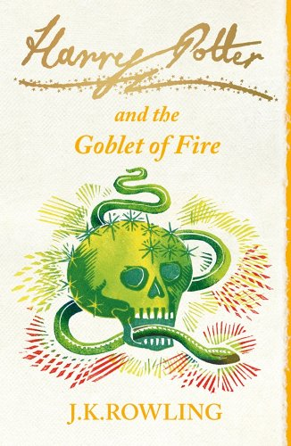 goblet of fire book report As the bells and whistles of the greatest prepublication hoopla in children's book history fade harry potter and the goblet of fire.