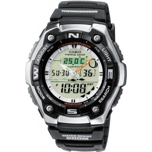 Casio Men's Watch Casio Collection AQW-101B-2AVER