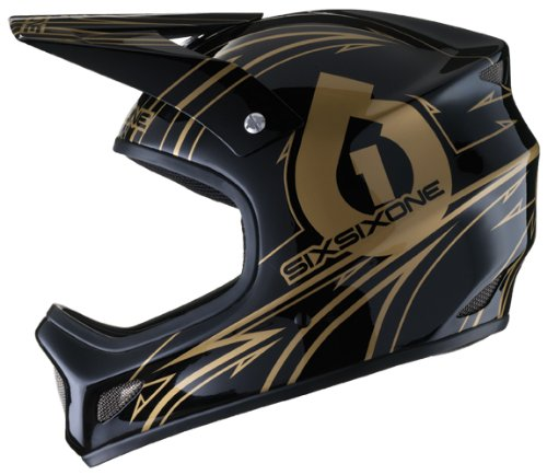 Sixsixone Evolution Legend Full Face Bike Helmet