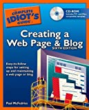 Complete Idiots Guide Creating A Web Page And Blog 6e