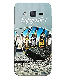 Back Cover for Samsung Galaxy J2