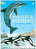 Whales and Dolphins Coloring Book (Dover Nature Coloring Book) (0486263061) by John Green