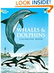 Whales and Dolphins Coloring Book (Do...