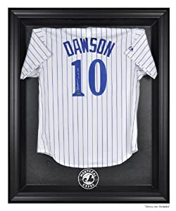 Montreal Expos Jersey Display Case by Mounted Memories