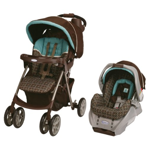 Buy Discount Graco Spree Classic Connect Travel System/SnugRide Classic Connect, Ollie
