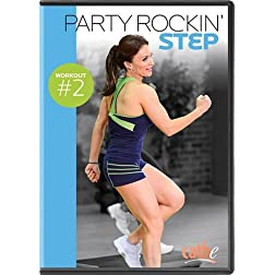 Cathe Friedrich: Party Rockin Step Workout #2